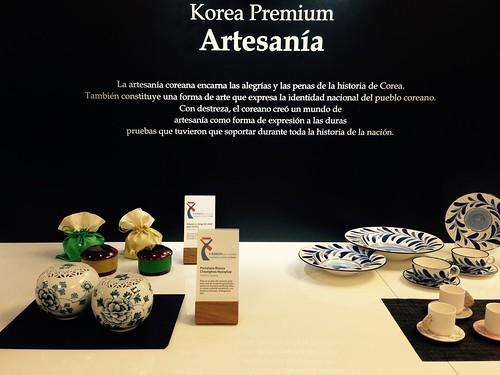 K-Ribbon, Centro Cultural Coreano. Madrid
