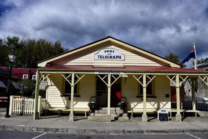 Arrowtown's Post Office