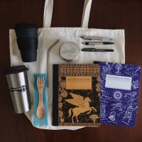 Zero-Waste + Minimalist Office Supply/School Supply Guide