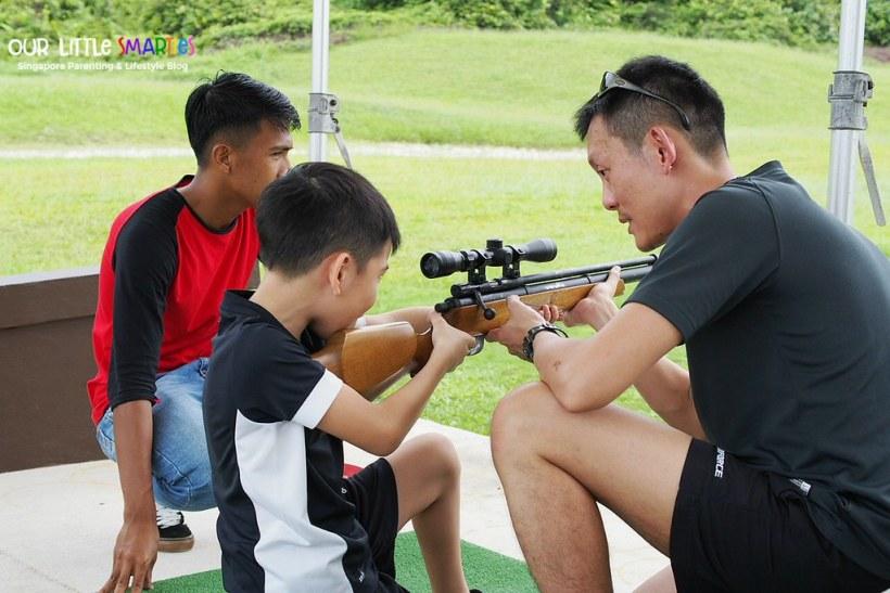 Air Rifle at BLR