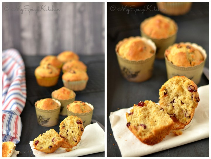 Christmas Morning Muffins, Cranberry Muffins, Bakeathon, Muffins, Orange Cranberry Muffins, Nigella Lawson's Christmas Morning Muffins,