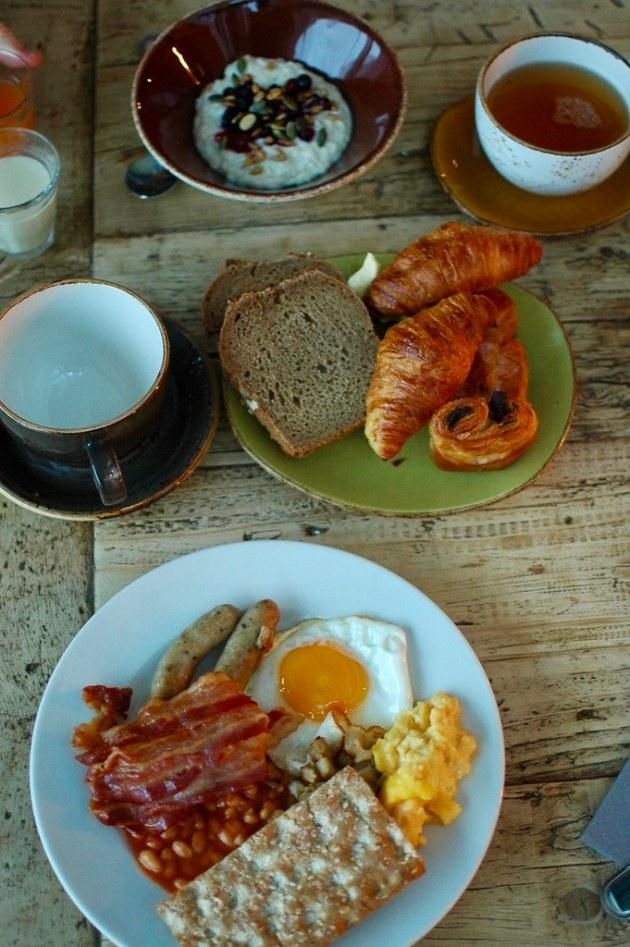 Scandic Vulkan - Breakfast