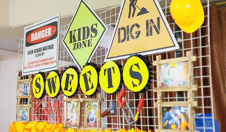 Homemade Parties DIY Party _Construction Themed Party06