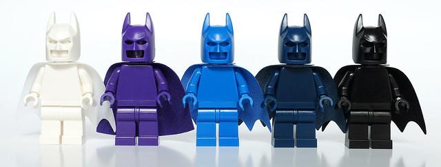 Monochrome Batman