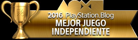 Best Independent Game - Gold