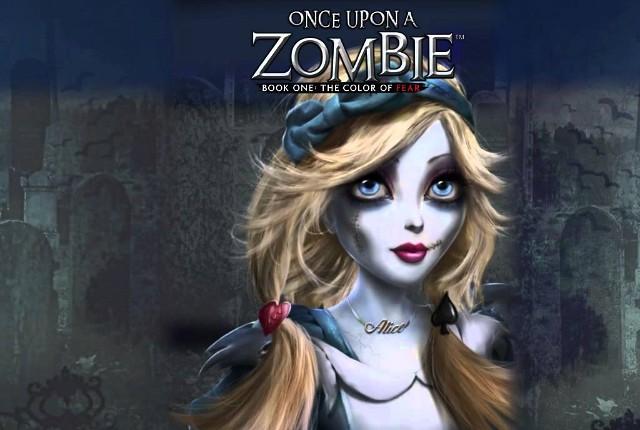 once upon a zombie - il colore della paura