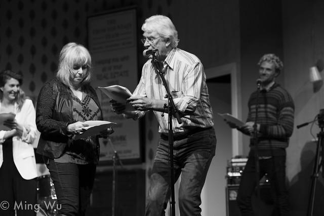 2016 Ottawa Writers Festival's Random Play