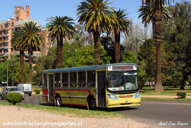 Aut. Presidente Alvear (Mendoza) | Italbus Venecia? - Mercedes Benz