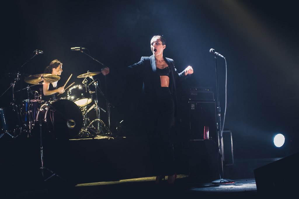 Savages at the Brixton Academy