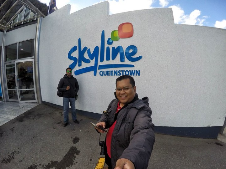 We are at Skyline Queenstown!