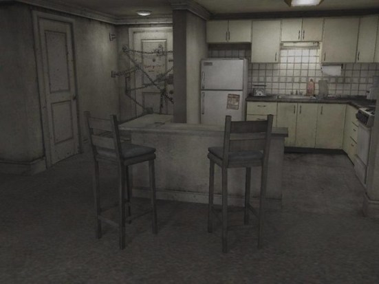 Silent Hill 4: The Room Apartment