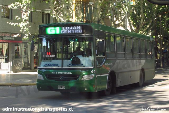 El Trapiche (Mendoza) | Italbus Bello - Mercedes Benz