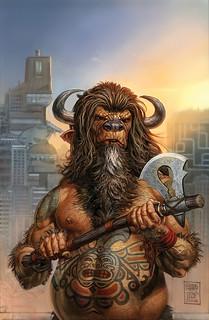 29512382004_cc09ae356b_n Neil Gaiman's AMERICAN GODS: SHADOWS adapted by Dark Horse Comics