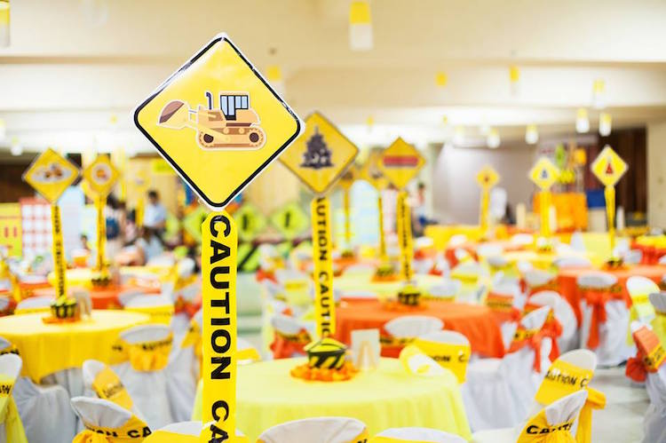 Homemade Parties DIY Party _Construction Themed Party04