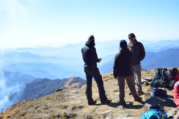 Travel: Nepal's Mardi Himal Trek | No Apathy Allowed