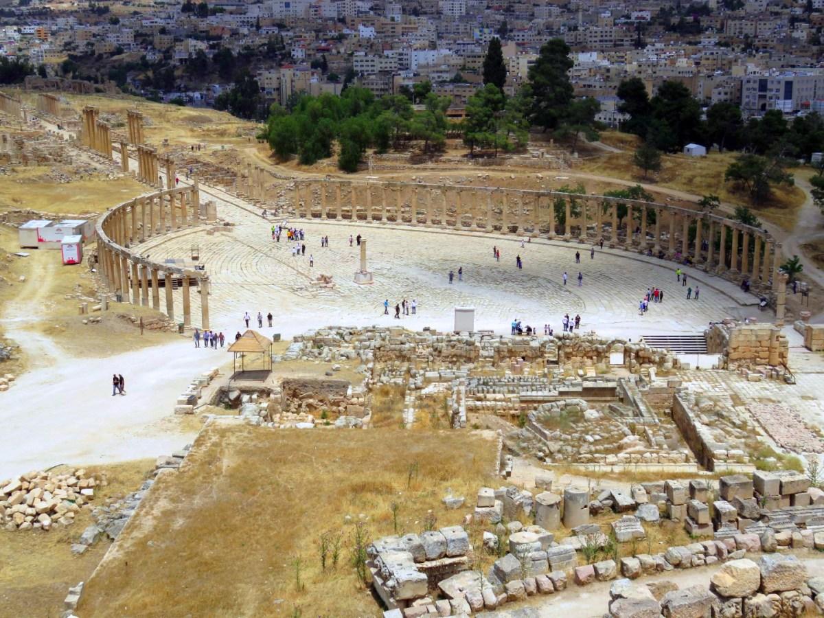 Jordania / Jordan - Jerash / Gerasa Jerash, la Roma de Jordania Jerash, la Roma de Jordania 29954292764 045f8f12f5 o