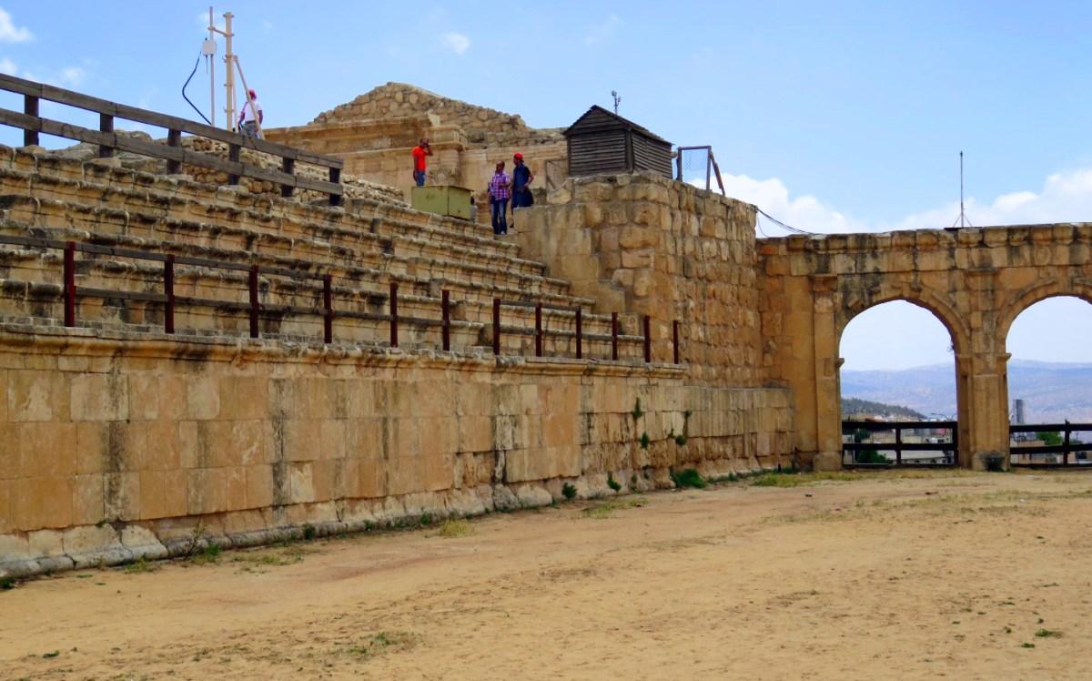 Jerash, la Roma de Jordania / Jordan - Jerash / Gerasa jerash, la roma de jordania - 29954298564 e4f4797c65 o - Jerash, la Roma de Jordania
