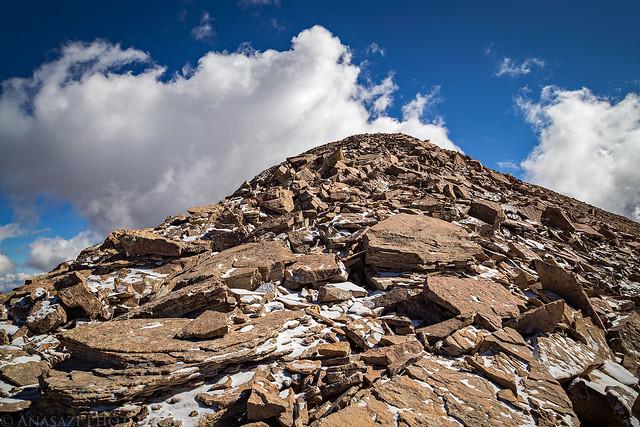 Final Climb