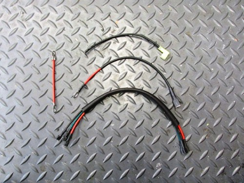New Euro Motoelectrics Engine Electrical Wiring Harness'