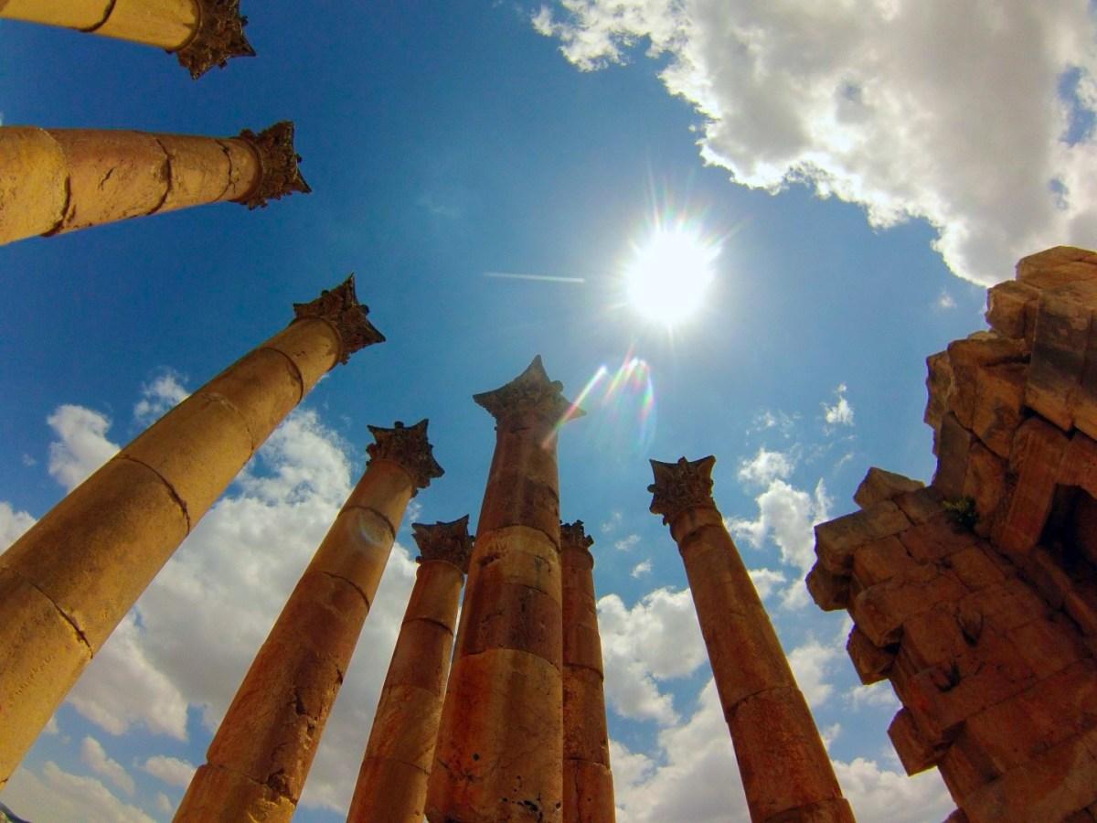 Jerash, la Roma de Jordania / Jordan - Jerash / Gerasa Jerash, la Roma de Jordania Jerash, la Roma de Jordania 30469278212 69ab5be990 o
