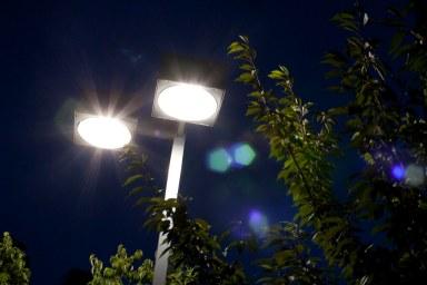 Eclairage extérieur et sécurité contre le cambriolage