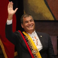 Abby Martin Interviews Ecuador's President Rafael Correa On His Legacy and Critics