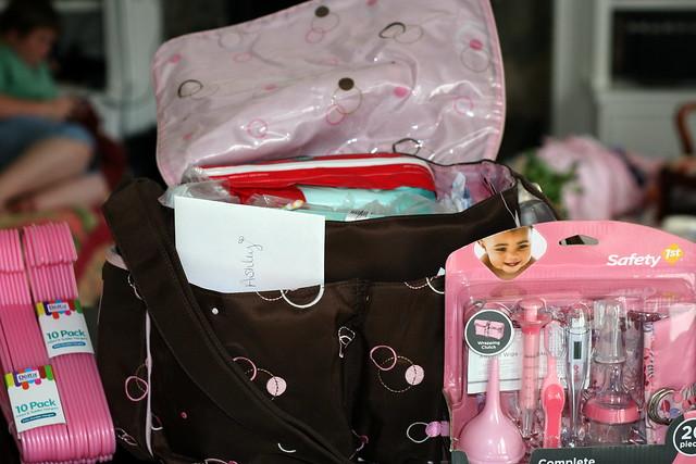 Manly Diaper Bag