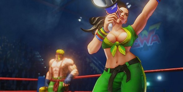 Street Fighter 5 June Update