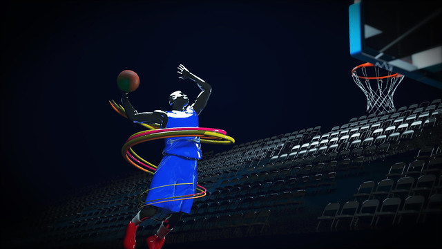 Sport, NBA, Euroleague, Eurocup, Basketball, Micheal Jordan, Lebron James, James Harden, Lower thirds, Basketball Intro, Broadcast, Design Package, Soccer, Football, World Cup, Intro, Broadcast, 3d animation, Advertisement, Team, Sport