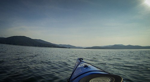 Lake Jocassee Kayaking-28