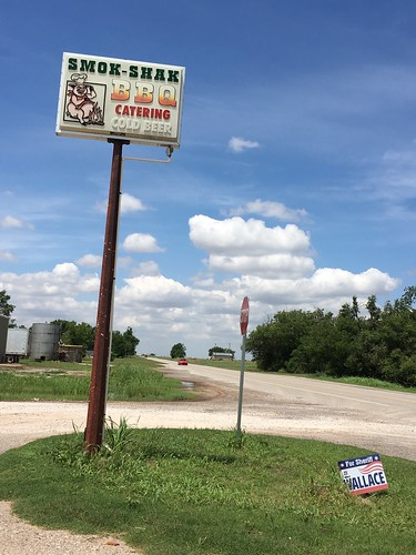 The best bbq place we have ever been to! Check it out, located in Ingersoll, Okla.
