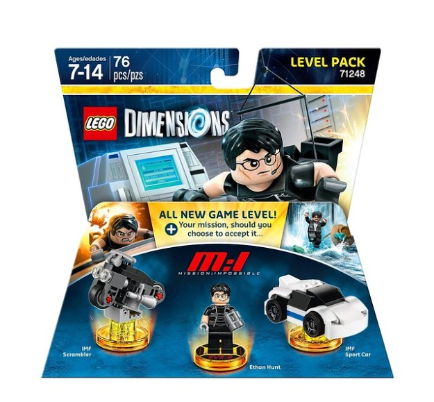 LEGO Dimensions Mission Impossible