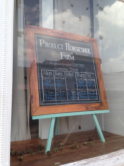 Project Horseshoe, Greensboro AL