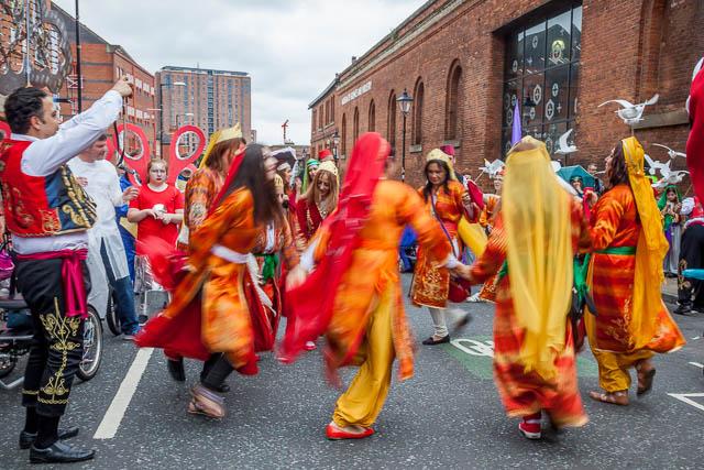 Manchester Carnival.