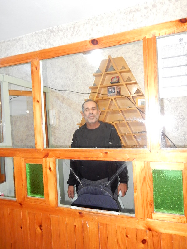 Mr Saïd
