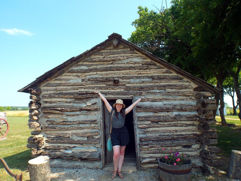 Kansas, USA - dealing with homesickness while travelling: the tea break project solo travel blog