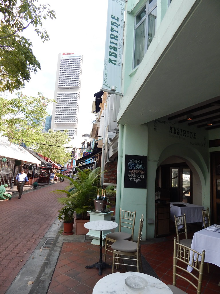 City Girl City Stories: Exploring Singapore Boat Quay
