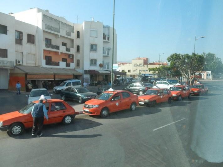 Taxi of Agadir