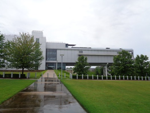 Clinton Presidential Center, Little Rock AR