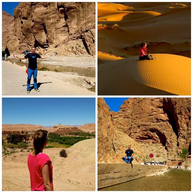 Excursion al desierto Marrakech