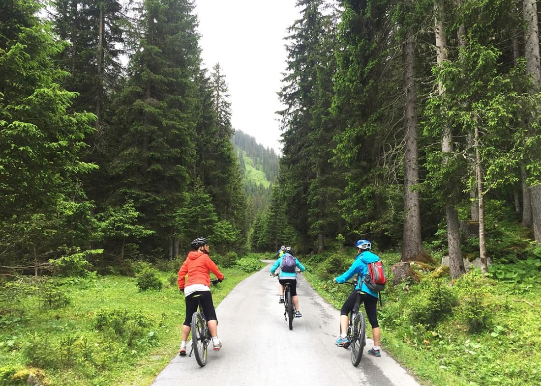 ebike-ride-st-anton-summer