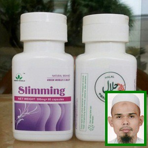 Harga Green World Slimming Capsule 2016