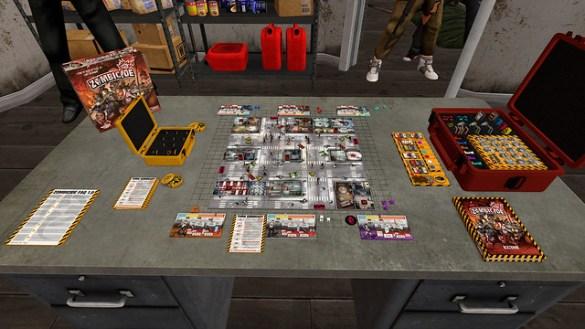 Tabletop Simulator - Zombicide