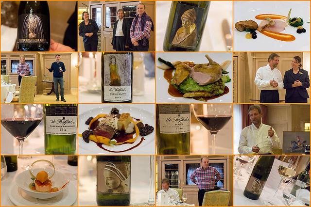 Wine & Dine in der Bülow: Klaus Zimmerling | David Trafford