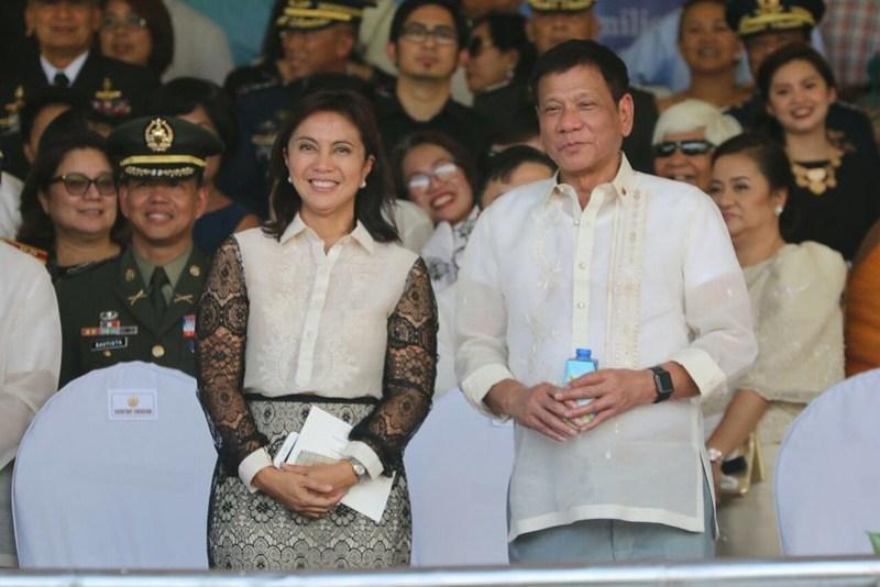 Leni and Duterte