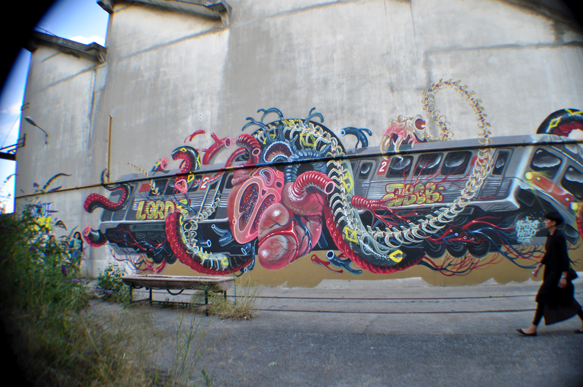 Nychos The Weird @t Ground Control (1)