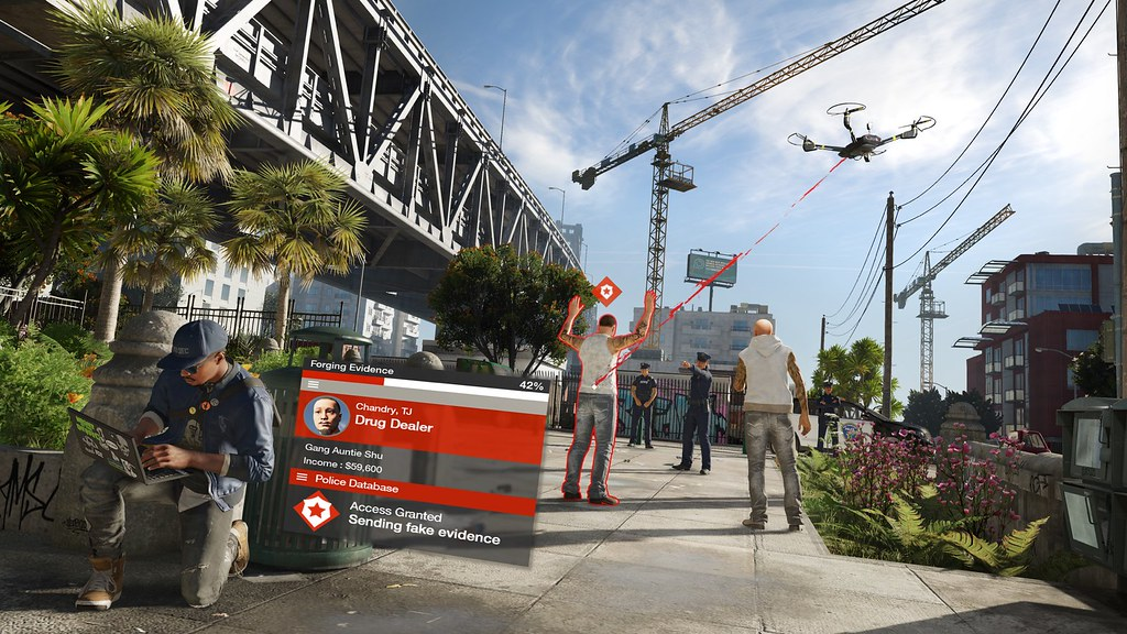 Image result for watch dogs 2 hacking