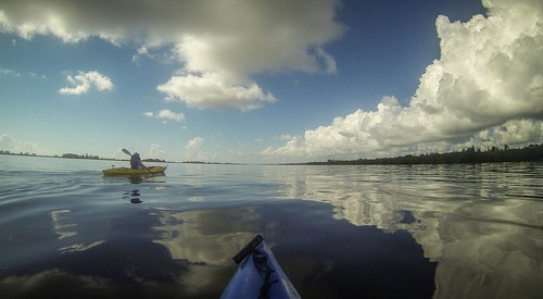 Indian River Paddling-31