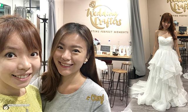 Wedding Crafters Cheryl Ng