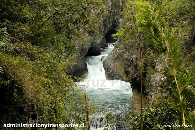 Parque Nacional Radal Siete Tazas (Maule, Chile)
